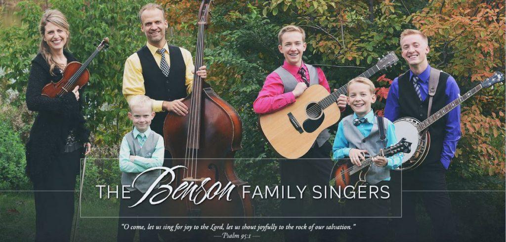 benson-family